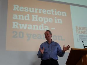 Resurrection and Hope in Rwanda